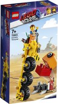 LEGO The Movie 2 Emmets Driewieler! - 70823