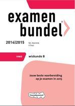 Examenbundel  - VWO Wiskunde B 2014/2015