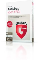 G Data AntiVirus - Nederlands - 3 Apparaten - Windows