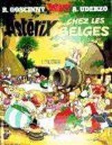 Boek cover Astérix chez les Belges van Rene Goscinny