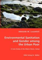 Environmental Sanitation and Gender Among the Urban Poor