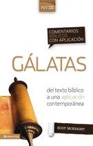 Comentario bíblico con aplicacion NVI Gálatas