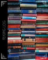 Reading Log: Gifts For Book Lovers, Reading Tracker & Review Journal For 100 Books Spacious Design