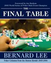 The Final Table Volume I