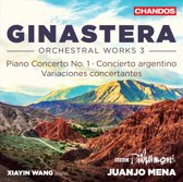 Orchestral Works 3