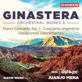 Xiayin Wang Juanjo Mena - Orchestral Works 3