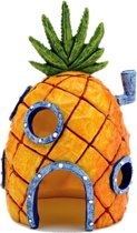 Spongebob ornament ananashuis | aquarium decoratie
