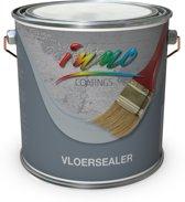 Vloersealer - Vloerverf / coating voor cementvloer - transparant - 2,5 Kilo