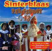 Sinterklaas Pakjesboot 13 - Liedjes