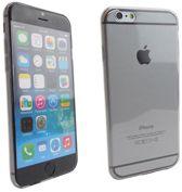Ultra Dun iPhone 6 Hoesje Bescherming Uitgangen Transparant