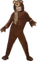 Onesie beer voor kids 130-143 (7-9 jaar)