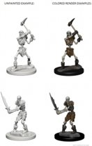 Dungeons and Dragons Nolzur's Marvelous Miniatures: Skeletons