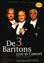 De 3 Baritons - Live in Concert - The Classics