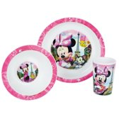 Kinder ontbijt set Minnie Mouse