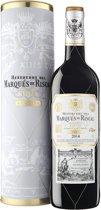 Marques de Riscal Rioja Reserva in Gift Tin - 1x 75cl
