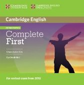 Complete First - Second Edition / 2 Class Audio CDs