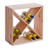 Zeller - Wine Rack, spruce