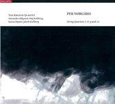 Norgard: String Quartets 7-10