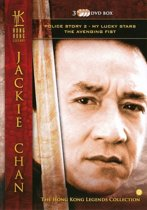Hong Kong Legends - Police Story 2/My Lucky Stars/Avenging Fist (dvd)