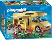 Playmobil Familie Kampeerwagen - 3647