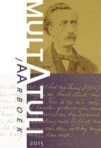 Boek cover Jaarboek Multatuli 2015 van Klaartje Groot (Paperback)