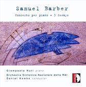Barber: Concerto Per Piano, 3 Essays