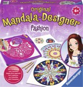 Ravensburger Mandala Midi Fashion 2 in 1 - Tekenset