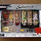 Sbego Finger Skateboard 6st tech deck vinger