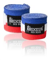 Boxing Hand Wraps-flag france