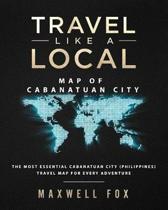 Travel Like a Local - Map of Cabanatuan City