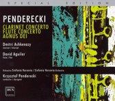 Clarinet Concerto/Flute Concerto