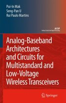 Analog-Baseband Architectures and Circuits for Multistandard and Low-Voltage Wireless Transceivers