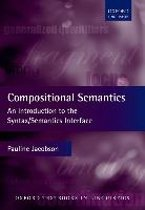 Compositional Semantics