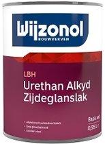 Wijzonol LBH Urethan Alkyd Zijdeglanslak - 2,5 liter