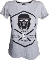 Star Wars Rogue One - Death Trooper Female T-shirt - L