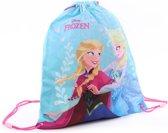 Disney Frozen Zwemtas - Gymtas Sparkling Snow