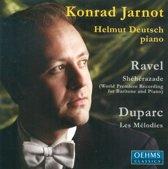 Jarnot/Deutsch, Ravel,Duparc