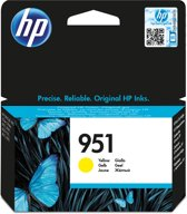 HP 951 - Inktcartridge / Geel