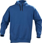 Printer Fastpitch hooded sweater Petrol XL
