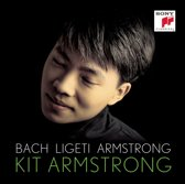 Plays Bach/Ligeti/Armstrong