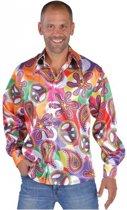 Hippie blouses heren Fun 48-50 (s)