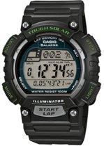 Casio STL-S100H-1AVEF - Polshorloge - 45.5 mm - Zwart - Solar uurwerk