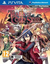 The Legend of Heroes: Trails of Cold Steel /Vita