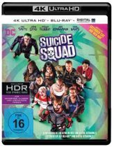 Suicide Squad (4K Ultra HD Blu-ray) (Import)