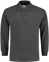 Tricorp Casual Polo/Sweater - 301004 - Antraciet - maat 3XL