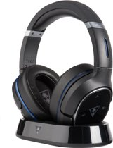 Turtle Beach Ear Force Elite 800 Wireless DTS Headphone:X 7.1 Virtueel Surround Gaming Headset - Zwart (PS4 + PS3 + Mobile)