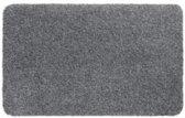 HAMAT Natuflex Deurmat - Droogloopmat – 80x50 cm – Voor Binnen - Grijs