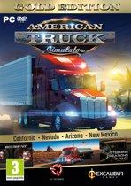 American Truck Simulator - Gold editie  - Windows