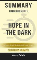Summary: Craig Groeschel's Hope in the Dark