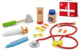 Viga Toys - Speelgoed Doktersset in Koffer - 11 delig